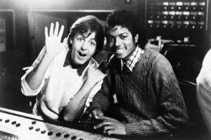А по-моему, совместная работа Пола Маккартни и Майкла Джексона-отличная идея. Мне очень нравится песенка Say Say Say