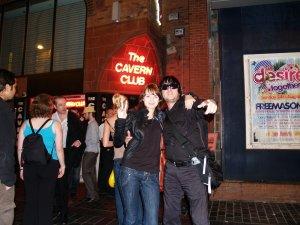 «Вслед за Битлз» — поездка Клуба Beatles.ru в Ливерпуль и обратно — сезон 2008