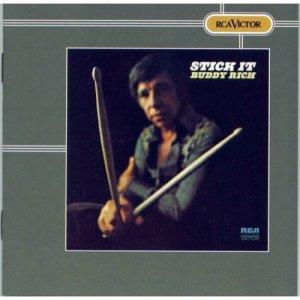 Buddy Rich - Stick It