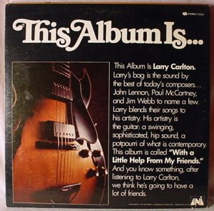 Larry Carlton-With a Little Help from My Friends,1968