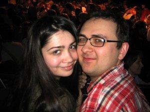 Макс и Наташа=)