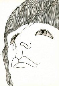 Rисунки сделаны тушью и карандашом, лет этак 20 назад с альбома REVOLVER ессесно