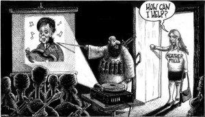 Пол Маккартни помирит евреев и арабов