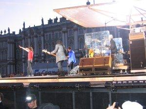 Rolling Stones в Питере. Свежие фото с концерта.