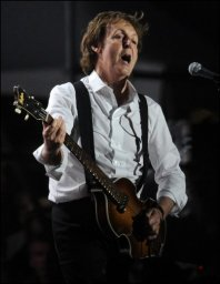 Sir Paul McCartney will play the Halifax Commons on July 11, promoter Harold MacKay announced this afternoon at a news conference.