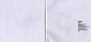 Заключительные страницы 14 и 15. Что-то на 48 страниц не тянет буклет от винила, если даже каждую страницу расчленить на 4 самостоятельные.