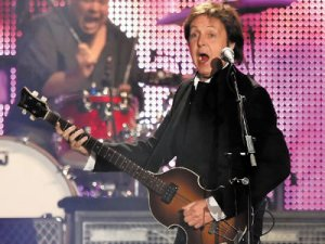 Sir Paul puts out the call for homegrown talent