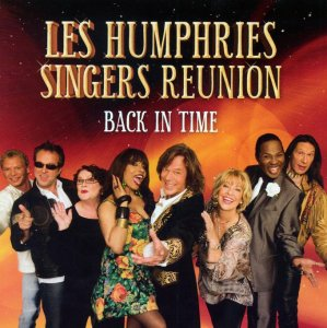 Les Humphries Singers Reunion CD Back In Time 2009
