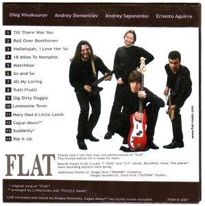 Flat: