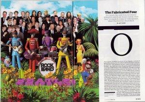 Статья про вышедшую игру в журнале Wired 09/2009. На английском языке. 1