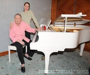 Не забываем. Никогда! Jerry Lee Lewis and his daughter Phoebe Lewis.