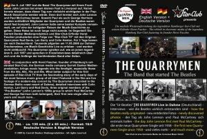 John Lennon's Original QUARRYMEN - DVD- and new CD-Release