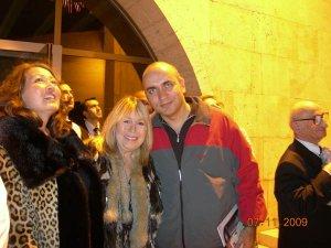 Cynthia Lennon in Yerevan