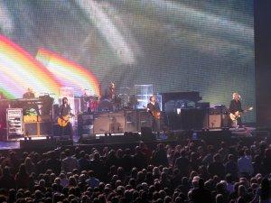 На сцене в Гамбурге
