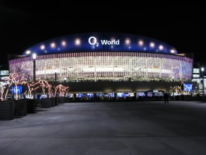 Арена O2 World в Берлине