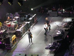 На сцене в Берлине