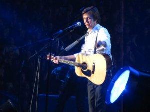 Пол Маккартни выступил в Гамбурге