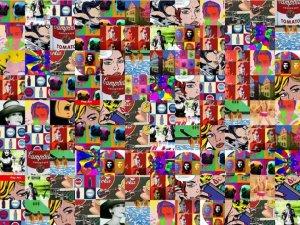Ересь не ересь,но поп-арт рулит. Достаточно поменять чуть-чуть свой интерьер,поменять несколько деталей,прибавив красок и разумного безумства, как твой разум становится в той же мере безумным,ярким,вдохновляющим и готовым к творческому генерированию) Заходите на сайт мебели и интерьера поп-арт pop-melon.narod.ru  !)