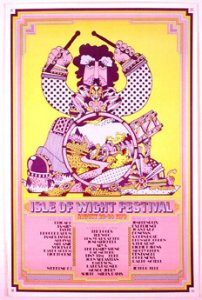 2Simon:Может чуток перегнул,ну скажем тогда по другому -выступления Free на  Isle Of Wight-1970