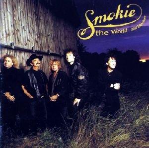 Smokie - The World And Elsewhere, 1996 год. Альбом правда был выпущен в 1995-м, и это последний альбом Смоуки с Аланом Силсоном.