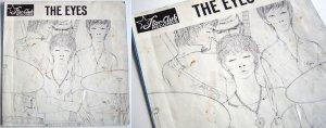 Обложка альбома ливерпульской группы The Eyes (в которой играл Вурман) 1963 год.