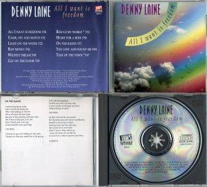 Оригинальный альбом, вышедший в Европе на виниле и CD. Примечательно, что текст последних двух песен почему-то не попал в буклет.