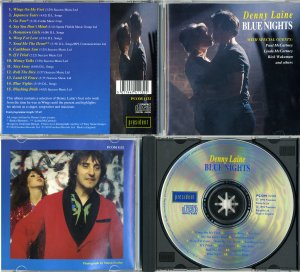 """Добротное английское издание, основой которого является компиляция трёх оригинальных виниловых альбомов, изданных на том же лейбле """"President Records"""" (""""Home Town Girls"""" – 1985 года, """"Wings On My Feet"""" -1986 года и """"Lonely Road"""" – 1988 года). На компакт-дисках выше перечисленные альбомы в оригинале не издавались."""