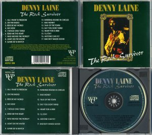 """Классический сборник, причём именно это издание считается редким и является родоначальником всех последующих выпусков """"Rock Survivor"""". В этот сборник вошло несколько песен из винилового альбома """"Anyone Can Fly"""" 1982 года, который пока в оригинале на CD не издавался. Следует отметить, что самая концовка песни """"Say You Don't Mind"""" именно из сборников """"Rock Survivor"""" немного отличается по вокалу от той версии, которая входит в другие сборники. Изюминкой диска является нереализованный трек к альбому """"All I Want Is Freedom"""" - песня """"Bad Boy Makes Good"""", которая никуда больше не входила."""