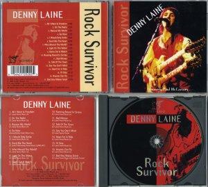 """Американское издание """"Rock Survivor""""."""