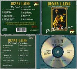 """Переиздание оригинального """"Rock Survivor"""" на другом лейбле. Именно это издание с логотипом """"белый медведь"""" очень распространённое."""