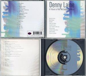 """Американский неполный вариант """"Wings At The Sound Of D.L."""", но с бонусами. Этот диск мне привезли из Москвы, из магазина """"Пурпурный Легион"""", где он продавался почему-то как двойной CD."""