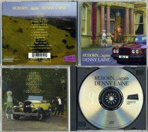 Английское переиздание альбома, с бонусами.