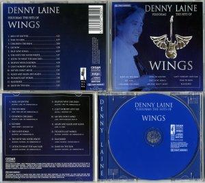 Английский диск, год издания предположительно 2001.(?)