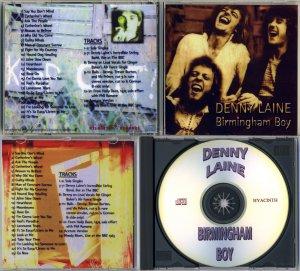 """Прекрасная коллекция раннего творчества Лейна, дополненная альбомом """"Holly Days"""". Вообще-то этот бутлег имел красочное оформление самого диска. Данную же копию на CD-R мне покупали в Нью-Йорке, в магазине """"Revolver""""."""