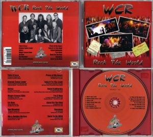 """Проект """"World Classic Rockers"""" (""""WCR"""") образован в 1995 году бывшим участником """"Stephen Wolf"""" Ником Киколасом, собрав бывших участников других коллективов для концертной деятельности. С 1997 по 2002 годы в проекте участвовал и Денни Лейн. Информация о дискографии """"WCR"""" очень скудная. Знаю точно, что Лейн представлен на двух альбомах коллектива, причём эти диски выходили очень ограниченным тиражом. Даже в фан-клубе """"WCR"""" в 2001 году первого альбома в наличии уже не было, мне прислали лишь копию на CD-R. Данный диск – это второй альбом проекта, неплохо оформленный и очень редкий."""
