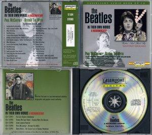 """Это один из 10-ти дисков аудио-книги об истории """"Битлз"""". Данный диск содержит несколько треков с интервью Лейна, данное известному битловскому биографу и журналисту Джеффри Гулиано."""