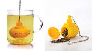 Желтая субмарина заменит чайные пакетики