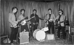 17 августа 1960,клуб Индра,Гамбург