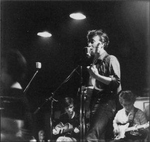 Весна 1961,клуб The Top Ten Club,Гамбург: Джон,Стью,Джорджи