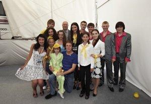 Детско-юношеский конкурс на лучшее исполнение музыки  «The Beatles»