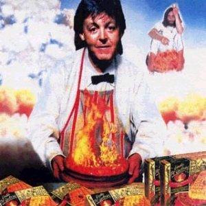 Paul McCartney - Veggie Pie - 1998 Front.