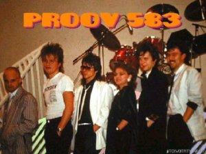 Ансамбль Proov 583 был образован в 1983 при Таллиннской ювелирной фабрике,на что и намекает прозрачно его название.В его состав вошли Теа Палуоя (вокал),Хиллар Норралт (вокал), Индрек Патте (гитара,вокал),Эндель Йыги (гитара,вокал),Лаури Лаубре (клавиши),Маргус Клиймаск (гитара), Юри Мазурчак и Тарви Яаго (ударные).Стиль группы сейчас называют кудрявым словом европопдискорок,хотя конечно оно не вполне объясняет то,что делала группа.Музыканты Proov 583 несомненно обладали высокой культурой сольного и ансамблевого вокала,инструментальная составляющая базировалась на модных тенденциях с влиянием различных стилей,до харда и прога (Индрек Патте был большим фанатом Yes и Genesis). Поначалу группа отдавала предпочтение каверам на популярные западные номера: