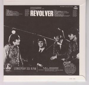 Обложка к альбому REVOLVER