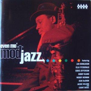 Пятиминутка классического мод-саунда: предлагаю форумчанам послушать Even Mo' Mod Jazz. Отличная компиляция от лэйбла Kent (одна из множества отличных компиляций, выпущенных этим лэйблом, скорее нужно сказать)). По совместительству - ещё и мой любимый сборник из всех дисков серии Mod Jazz.