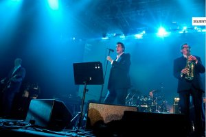 Последний раз были замечены на сцене 19 июня на Сонаре в Барселоне. Без Ино.