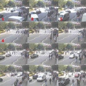 Для сравнения, вот какие кадры камера транслировала до апгрейда.
