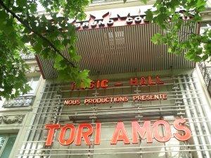 Tori Amos в парижской Олимпии :)