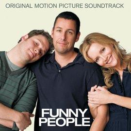 Здесь дана ссылка на Funny People — Original Motion Picture Soundtrack (2009):