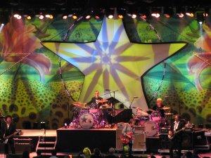 Ringo Starr @ Greek Theater Лос-Анджелес, 7 августа 2010 г. Choose Love