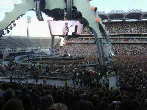 U2 дадут концерт в Москве